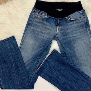 7 For All Mankind Maternity Jeans